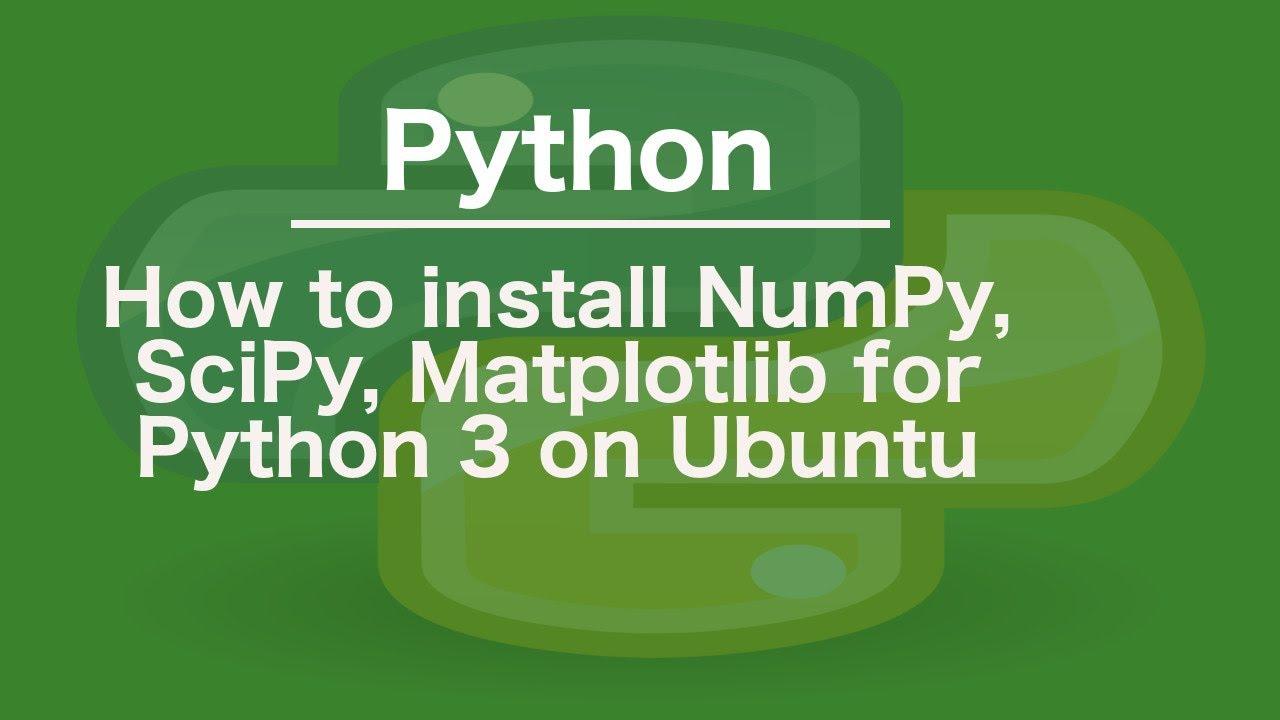 install python3.5.2 ubuntu