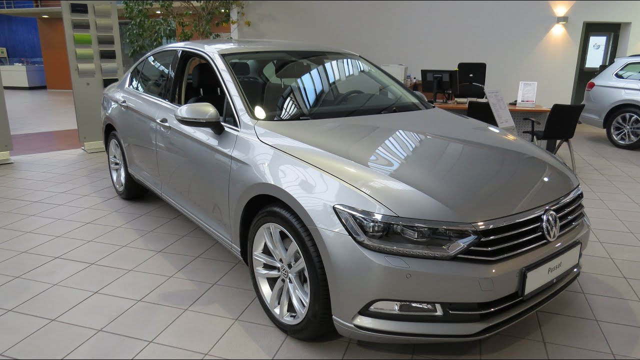 2015 volkswagen passat comfortline 2 0 tdi bmt youtube. Black Bedroom Furniture Sets. Home Design Ideas