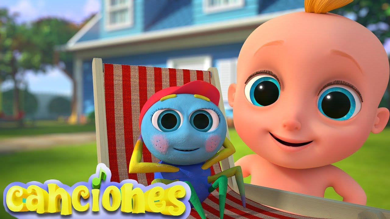 🕷️ Incy Wincy Araña - Canciones Infantiles Para Niños | LooLoo