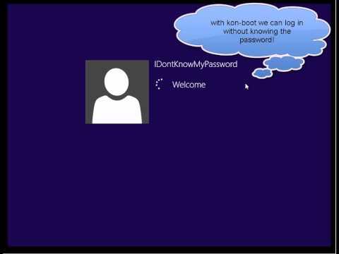 Cómo acceder a Windows sin saber la contraseña del ordenador