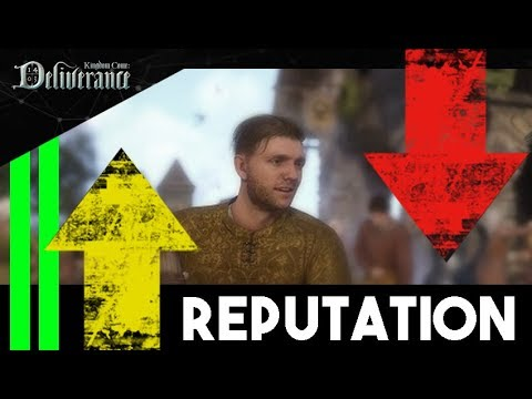 How To RAISE Your REPUTATION FAST - Kingdom Come Deliverance