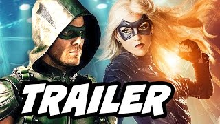 Arrow Season 5 Episode 10 Promo - Black Canary WTF