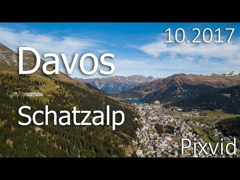 4K Davos, Schatzalp - Schweiz | Pixvid