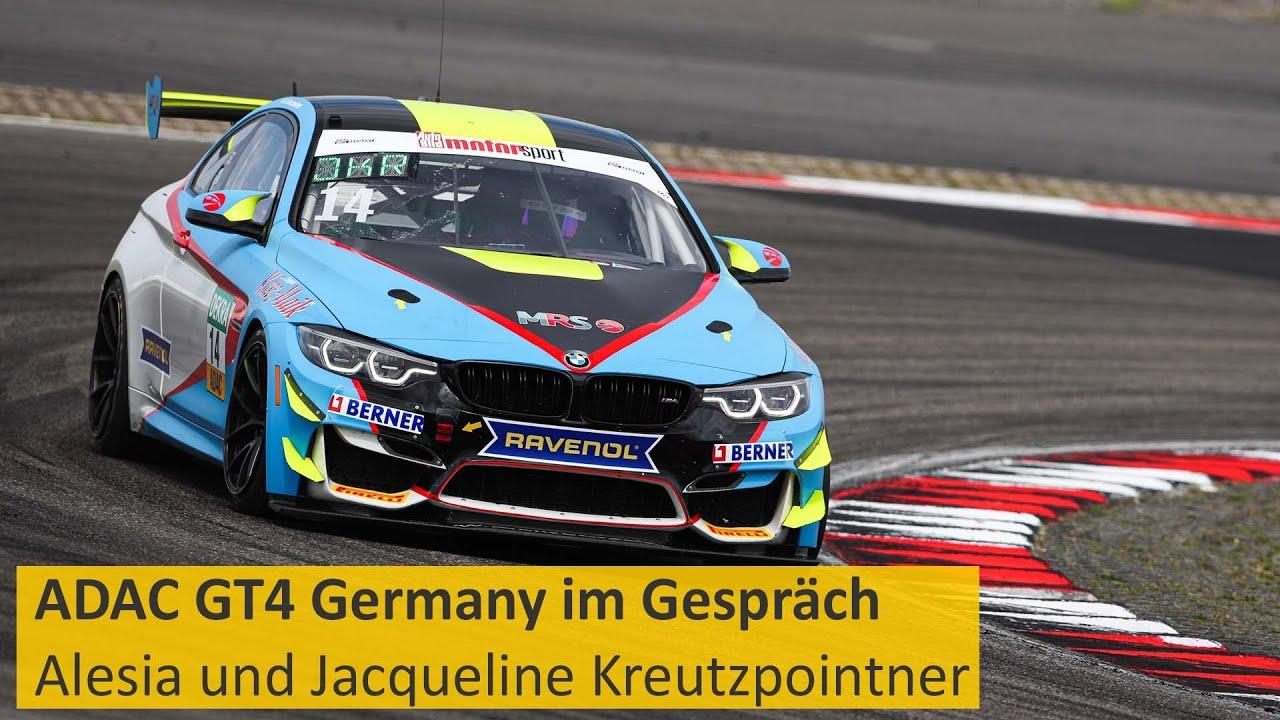 ADAC GT4 Germany 2020 | Die Racing Twins Alesia und Jacqueline Kreutzpointner im Interview