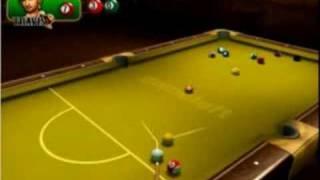 WiiWare Midnight Pool Nintendo Wii Medium Level Playthrough
