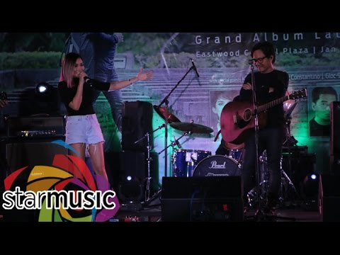 Ebe Dancel and Yeng Constantino - Prom(Album Launch)