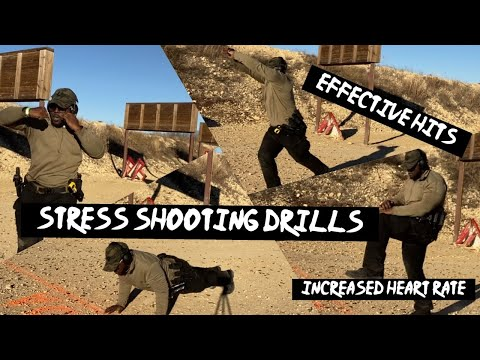Stress Shooting Drills || Low Round Count Drills