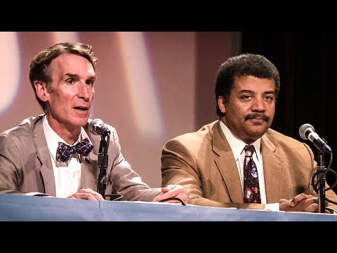 Bill Nye, Neil DeGrasse Tyson Bash Trump For Leaving Paris Agreement - The Ring Of Fire