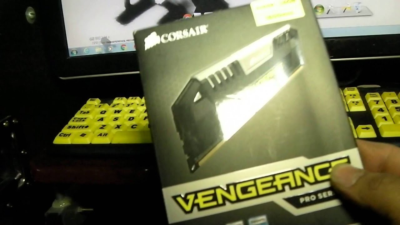 Harga Dan Spek Corsair Vengeance Pro Series 16gb Termurah 2018 Minimal Emboss Shift Dress Bio White Putih Xl 2x8gb Ddr3 1600 Mhz Pc3 12800 Desktop Memory Cmy16gx3m2a1600c9 Youtube