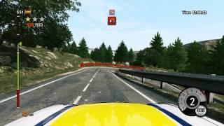 WRC 3 FIA World Rally Championship gameplay PC