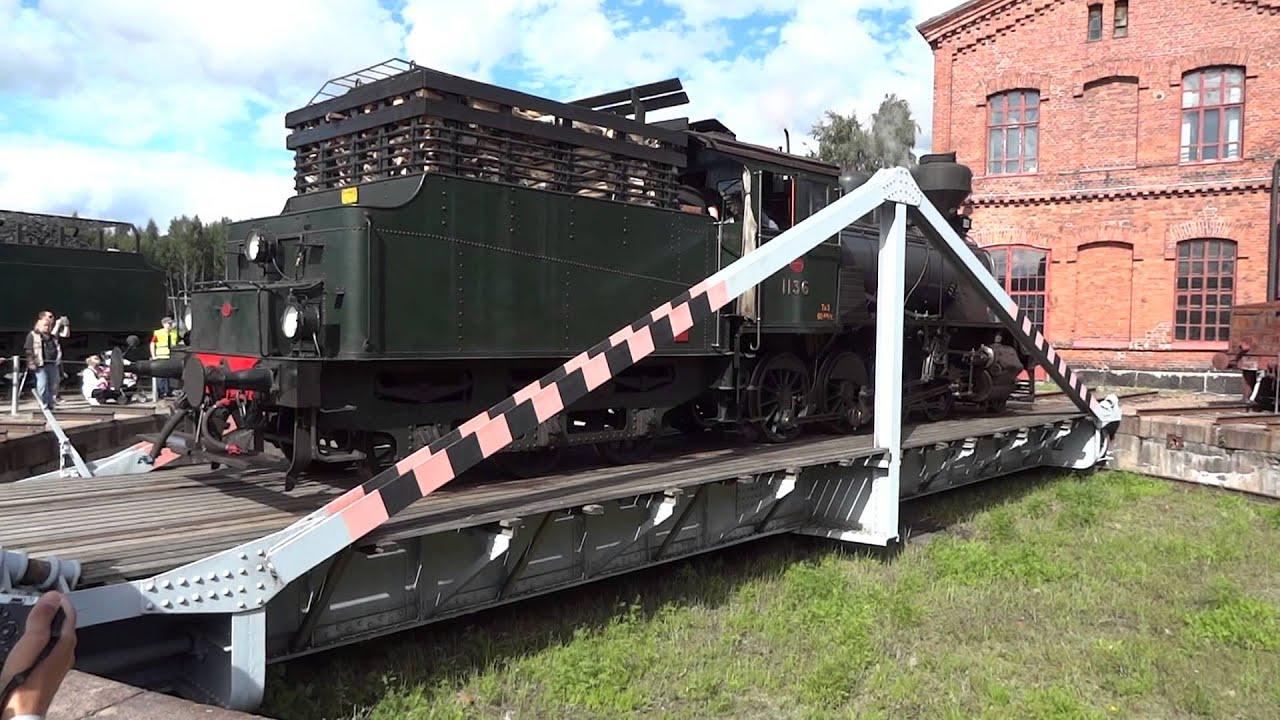 Rautatiemuseopäivä