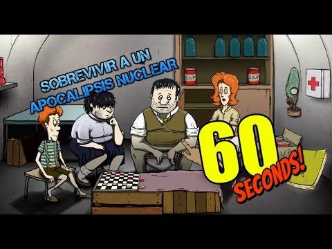 Sobrevivir a un Apocalipsis Nuclear 60 seconds game