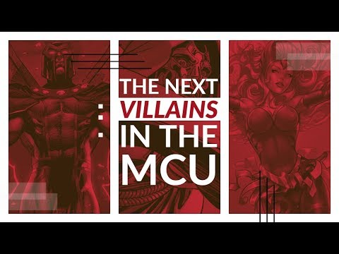 Our Picks for Villains in the Marvel Cinematic Universe Phase 4! - 동영상