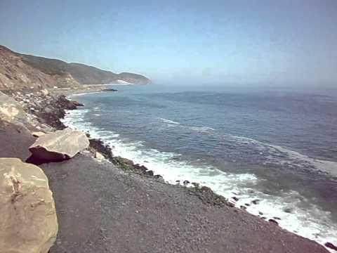 Sunny Southern Beautiful California - Malibu Beach