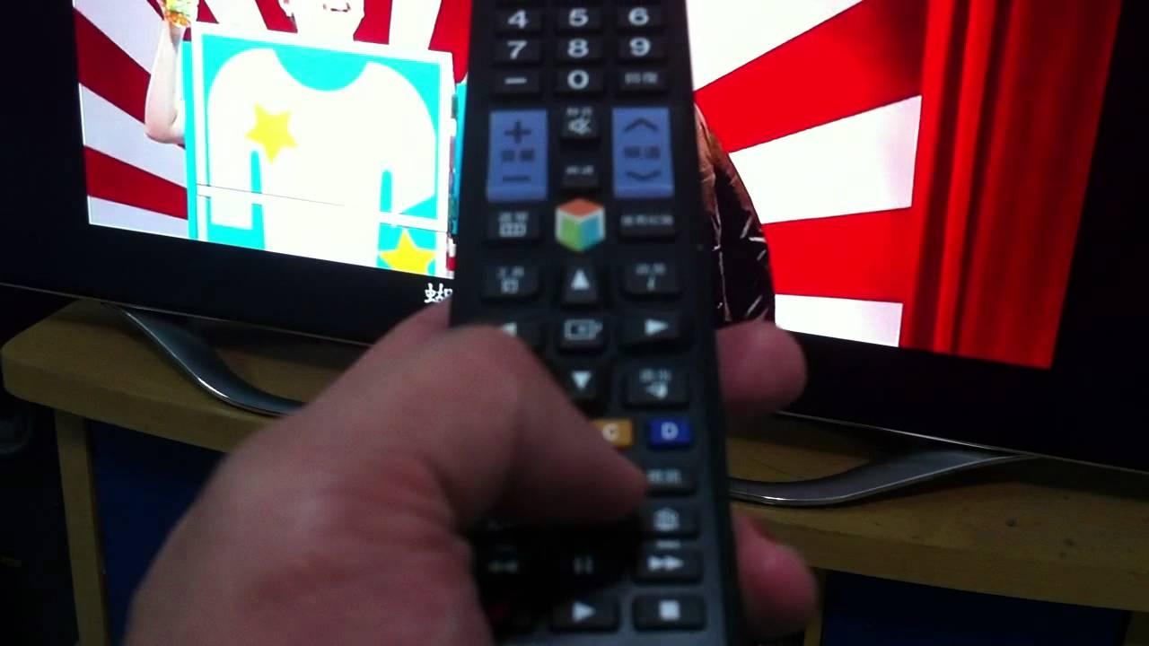 SAMSUNG SMART TV ES8000 2D/3D切換功能 #1 - YouTube