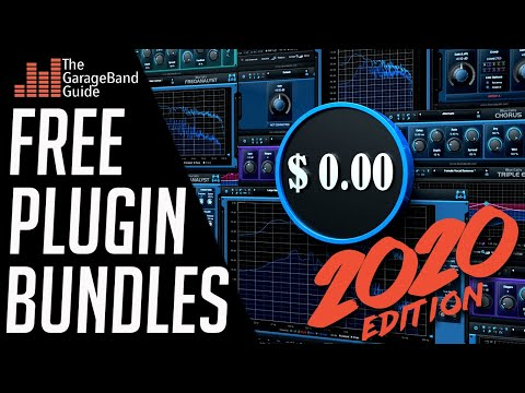 Free Plugin Bundles 2020
