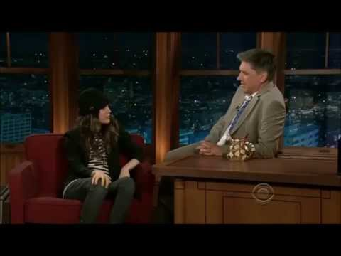 Ellen Page talking about Portugal