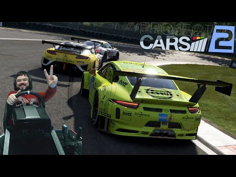 Project Cars 2 - Фан заезды в онлайне VR Oculus Rift