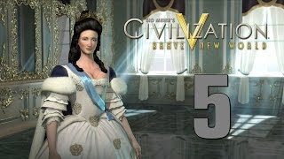 Civilization 5 #5 - Нужно больше золота(Прохождение Civilization 5 с дополнением Brave New World за Россию. Sid Meier's Civilization V - компьютерная игра компании Firaxis,..., 2014-08-01T06:10:12.000Z)