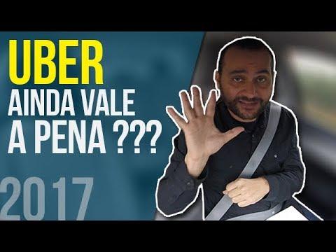 UBER: Ainda Vale a Pena? (2017 Atualizado)