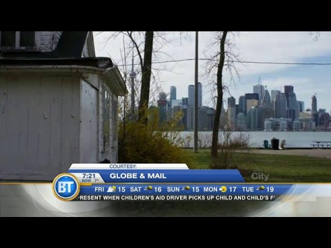 How much do you think a house on Toronto Islands costs?