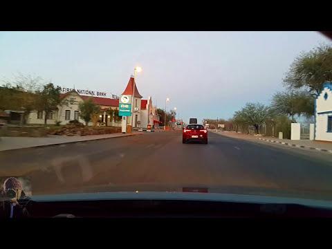Road Trip Windhoek - Swakopmund