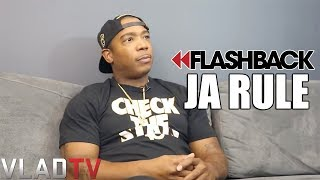 Flashback: Ja Rule Breaks Down How Beef with 50 Cent Initially Started
