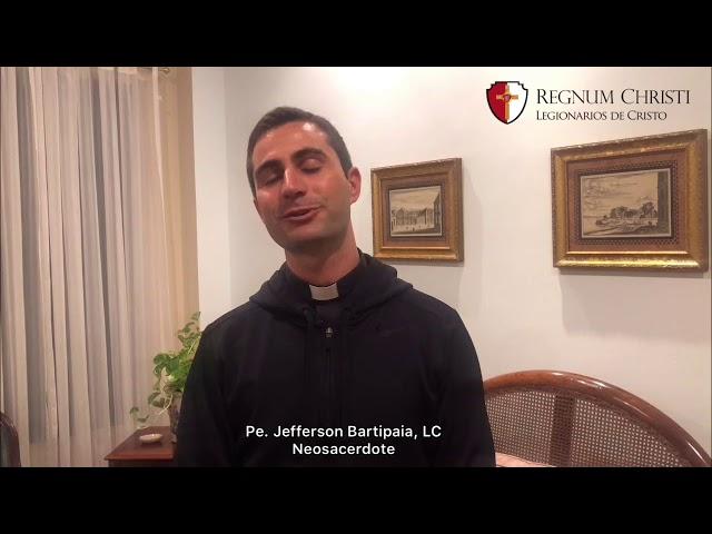 Pe. Jefferson Bartipaia, LC