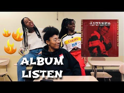 KRIS WU ANTARES ALBUM LISTEN!!!!! #BOPS | MARX Mp3