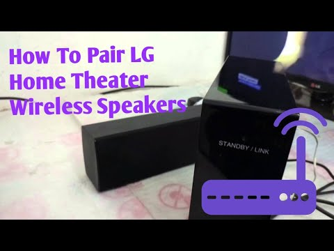 how-to-pair-lg-wireless-speakers-to-any-home-theater