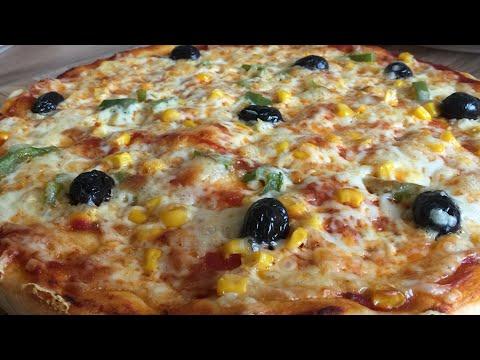 صورة  طريقة عمل البيتزا افضل عجينة للبيتزا واسرار نجاحها في المنزل طريقة عمل البيتزا من يوتيوب