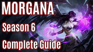 League of Legends Mid Morgana Guide | Season 6 | Patch 6.1