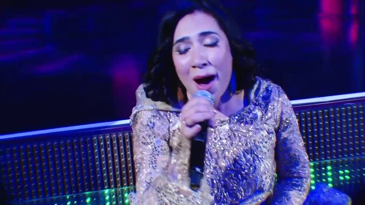 Dildora Niyozova - Onam sabri (concert version 2016)