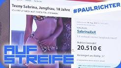 Sabrina (17) versteigert ihre Jungfräulichkeit! | #PaulRichterTag | Auf Streife | SAT.1