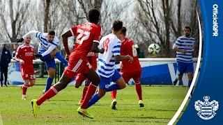 adel taarabt 30 yard wonder goal   qpr v swindon town