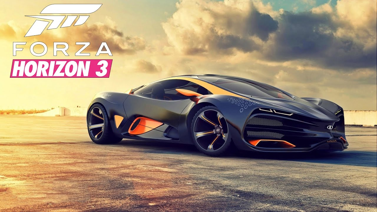 five of the best hypercars in forza horizon 3 youtube. Black Bedroom Furniture Sets. Home Design Ideas
