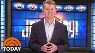 Ken Jennings Named 1st Interim Host Of 'Jeopardy!'   TODAY