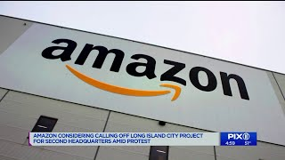 Amazon reconsidering NYC headquarters; Gov. Cuomo responds