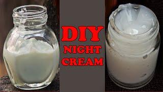 BEST ANTI AGING NIGHT CREAM | BEST FACE MOISTURIZER | FACE CREAM & NATURAL SKIN CARE FOR OILY SKIN