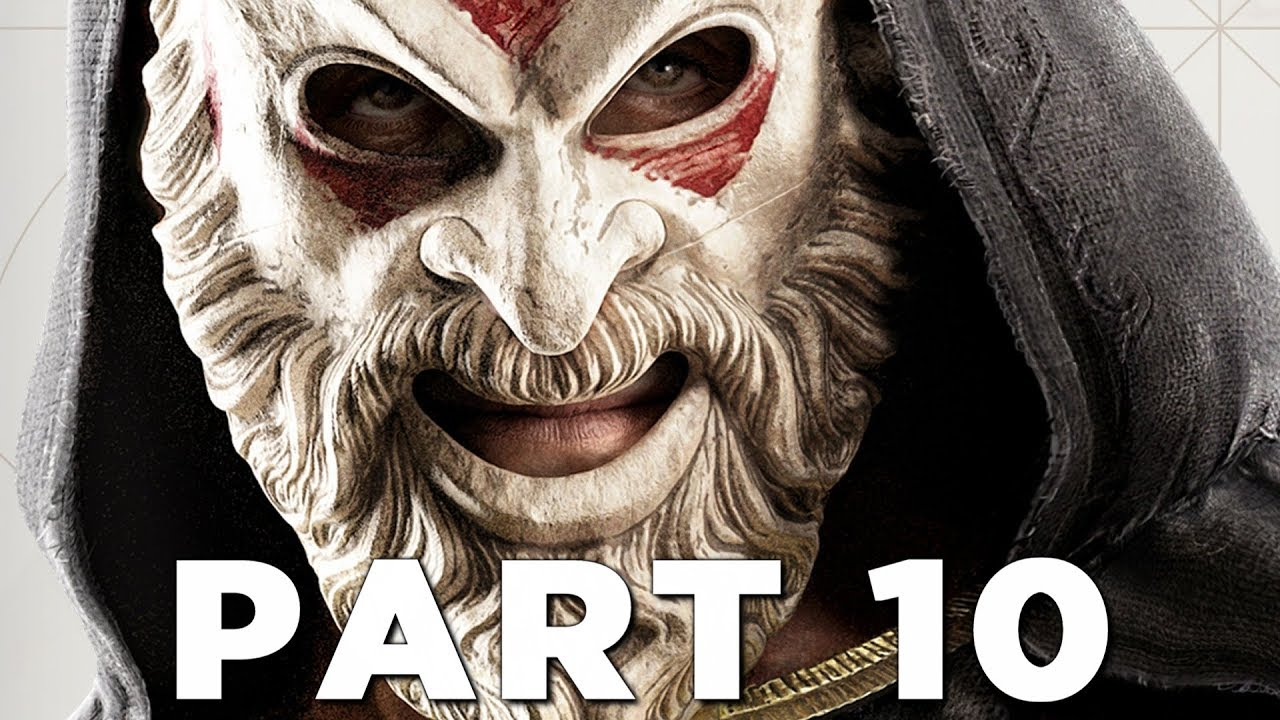 Download ASSASSIN'S CREED ODYSSEY Walkthrough Gameplay Part 10 - SERPENT'S LAIR (AC Odyssey)