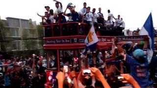 Pawai Kemenangan Persib Bandung