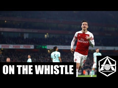 On the Whistle: Arsenal 5-1 Bournemouth - 'Signs Unai Emery is getting his Arsenal back'