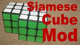 How to Make a Siamese Cube Mod