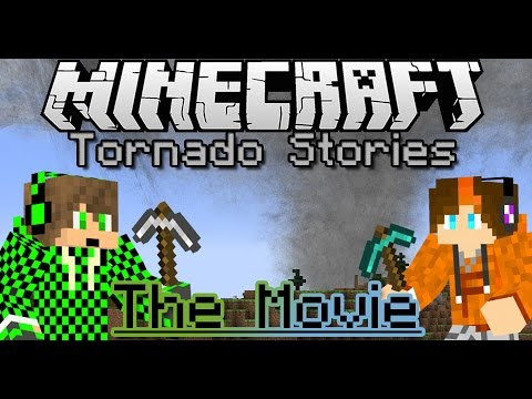 Minecraft Tornado Stories - The Movie