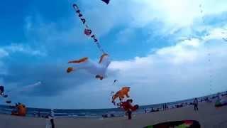 Cha-Am International Kite Festival 2015