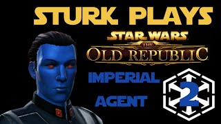 Sturk Plays Star Wars: The Old Republic - Episode 2 - The Rust Yards