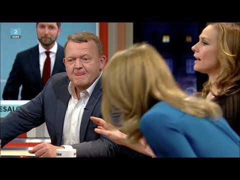 Quizzen med Signe Molde med Lars Løkke Rasmussen og Helle Thorning Schmidt