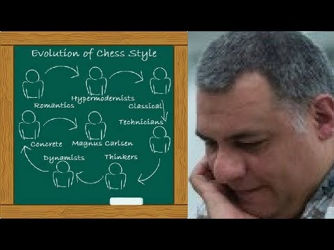 Chess Strategy: The Evolution of Style #10 - Post Philidor (Chessworld.net)