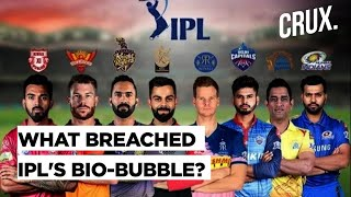 IPL 2021 Suspended, May Return In September, But How Was the Bio-Bubble Breached?