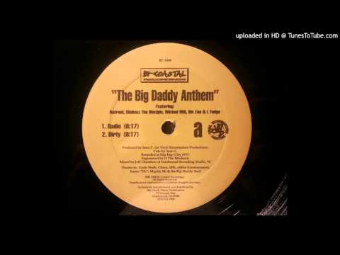 Natruel - The Big Daddy Anthem ft. Shabazz The Disciple, Wicked Will, Mr. Eon & L Fudge